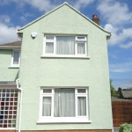 REHAU Total 70 Triple Glazed Windows in White